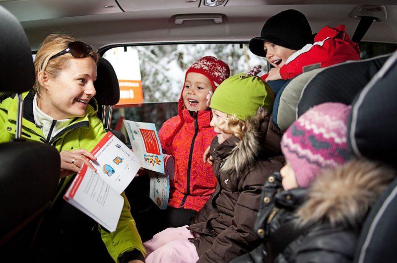 IKP, Sujetaufnahmen, Schetteregg, Skigebiet, Kinder, Features, Schetti